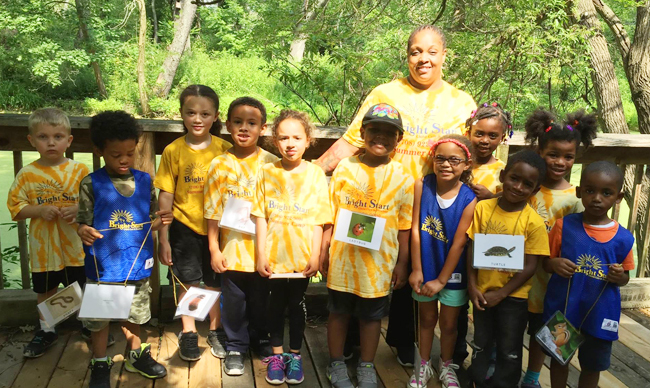 Natyure Programs at Irons Oaks